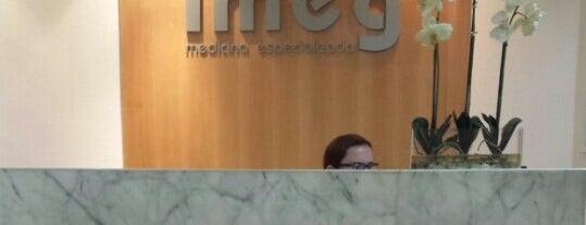 Imeg is one of meus endereços.