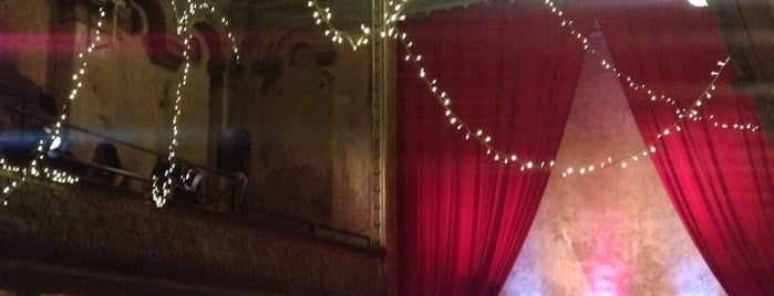Wilton's Music Hall is one of London-Live music.