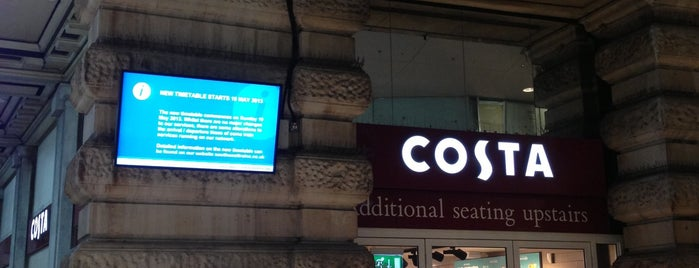 Costa Coffee is one of London.