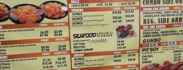 Louisiana Famous Fried Chicken is one of Lisa : понравившиеся места.