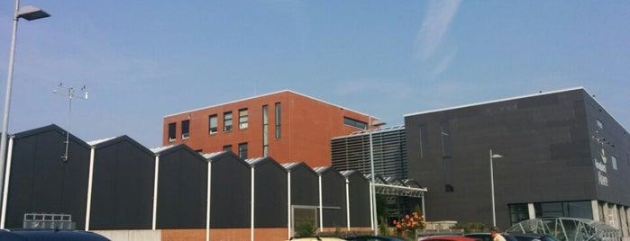 Groenhorst College is one of Almere Poort.