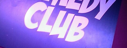 Greenwich Village Comedy Club is one of Christinaさんのお気に入りスポット.
