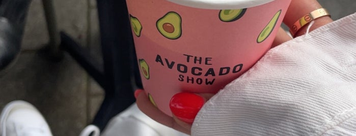The Avocado Show is one of Netherlands.