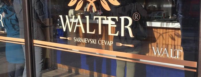 Walter is one of สถานที่ที่ Dejan ถูกใจ.
