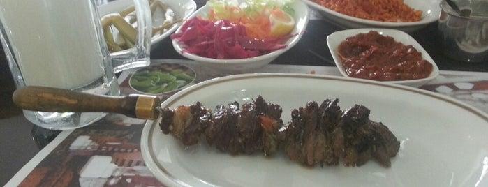 Erzurum Oltu Kebabi is one of Ankara Gourmet #1.