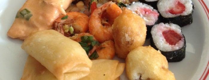 Restaurante China is one of Locais curtidos por Adriane.