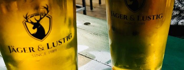 Jäger & Lustig is one of Orte, die Christian gefallen.