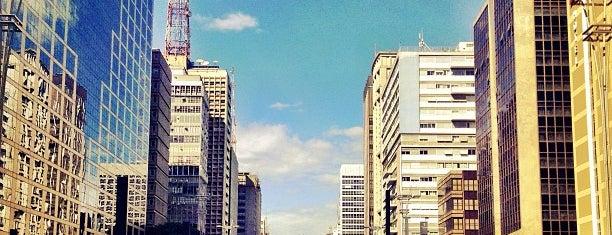 Avenida Paulista is one of WW São Paulo Visit.
