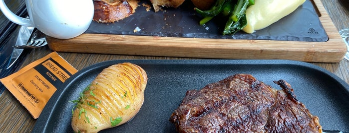 Bread Street Kitchen is one of Fine Dining Singapore.