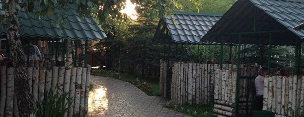 Березка is one of Dosug.