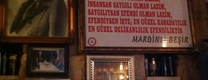 Kabadayı Beşir'in Yeri is one of Gaziantep-Urfa-Mardin.