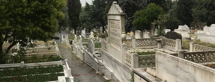 Zincirlikuyu Camii is one of Kayıhan : понравившиеся места.