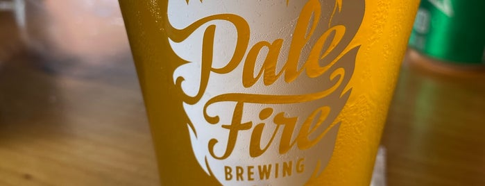 Pale Fire Brewing Co. is one of Gespeicherte Orte von Adam.