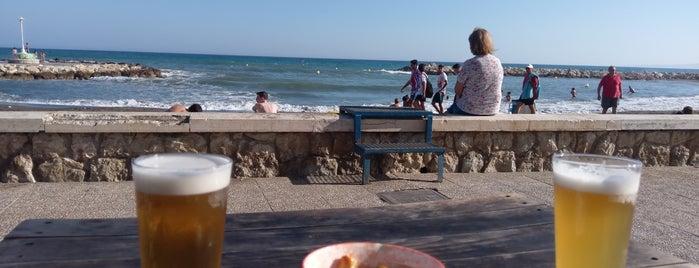 La Machina is one of Málaga.