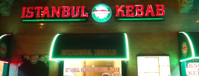 Istanbul Kebab is one of Where to eat? (tried and recommended places).