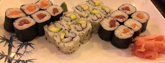 Printemps Sushi is one of Paris.