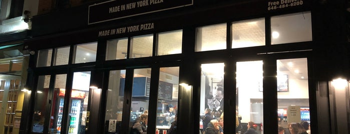 Made In New York Pizza is one of To-Do: NYC.