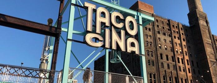 Tacocina is one of Austin/Daria.