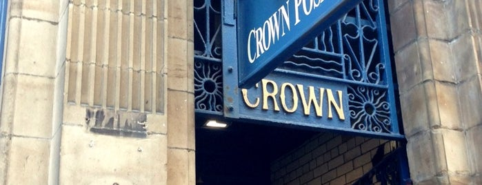 Crown Posada is one of UK.
