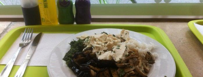 Koss is one of Healthy & Veggie Food in Paris.