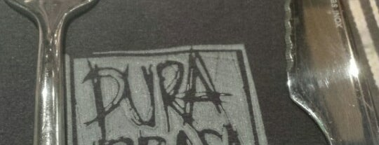 Pura Brasa Rambla Catalunya is one of Stefan'ın Kaydettiği Mekanlar.
