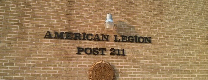 American Legion Post 211 is one of American Legion Posts Visited.