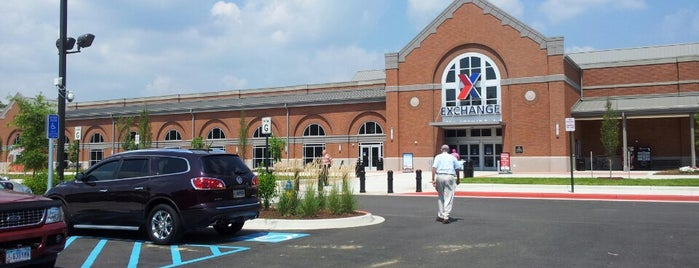 Fort Belvoir EXCHANGE is one of Shopping around town.