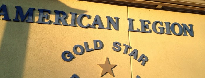 American Legion Post 191 is one of American Legion Posts Visited.