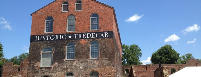 The American Civil War Center At Historic Tredegar is one of NY Jets Training Camp in Richmond.