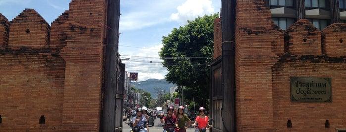 ประตูท่าแพ is one of Chiang Mai To Do.
