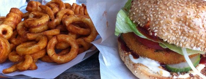 Rebel Room is one of Berlins Best Burger.