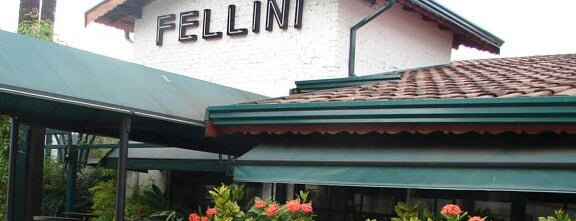 Cantina Fellini is one of Restaurantes.