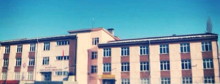 Arhavi Hüseyin Gürkan Anadolu Lisesi is one of rasot karaagac organik alabalık çiftliğinde.