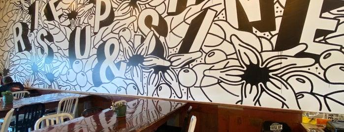 Rise Up Coffee Roasters is one of Dewey Beach, DE.