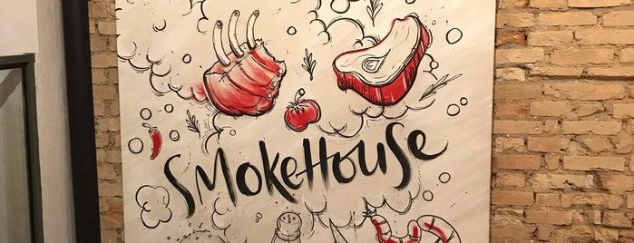 Maria Smokehouse is one of สถานที่ที่ Castle ถูกใจ.