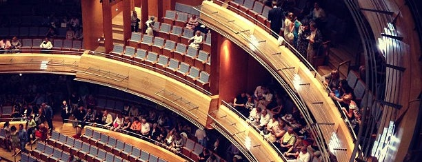Mariinsky Theatre II is one of concert venues 2 live music.