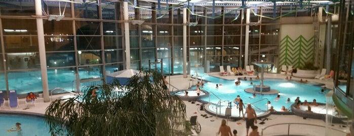 Waldsee-Therme is one of Terme, Therme, Термы.