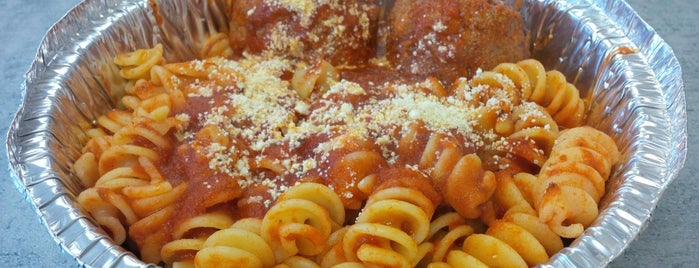 Nostra Cucina is one of Lugares guardados de Cory.