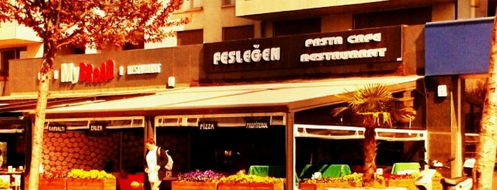 Fesleğen Cafe Restaurant is one of Burakさんのお気に入りスポット.