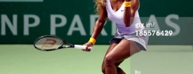 TEB BNP PARIBAS WTA Championships Istanbul is one of Locais curtidos por Evren.