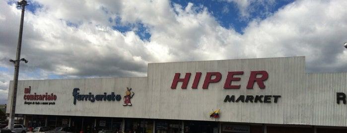 Hipermarket is one of Lieux qui ont plu à Stefy.
