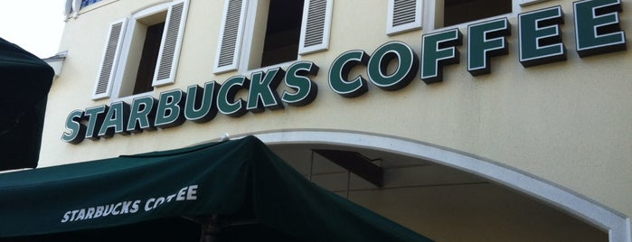 Starbucks is one of Florida.
