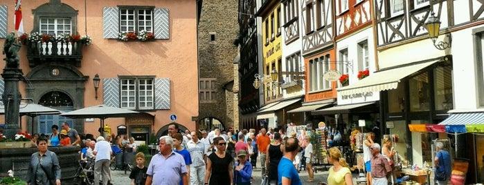 Marktplatz is one of Around Rhineland-Palatinate.