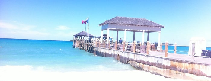 Sandals Royal Bahamian Spa Resort & Offshore Island is one of The Caribbean Experience.