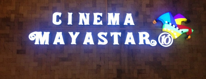 Mayastar is one of Movie Theaters in Istanbul (Asian Side).