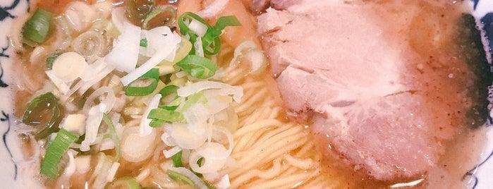 室蘭ラーメン 雷文 is one of lieu a Tokyo 3.