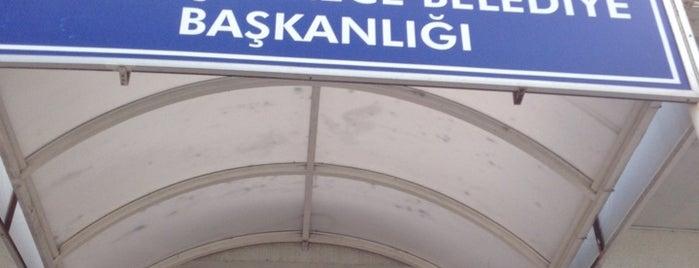 Buyukcekmece Belediyesi is one of Tempat yang Disukai Yusuf.