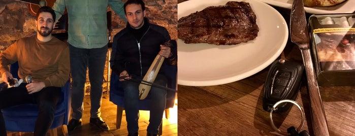 Granada Balat Cafe & Restaurant is one of İstanbul.
