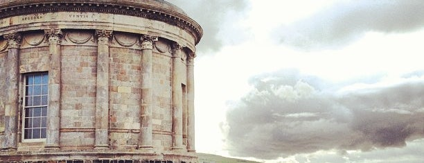 Mussenden Temple is one of GoT.