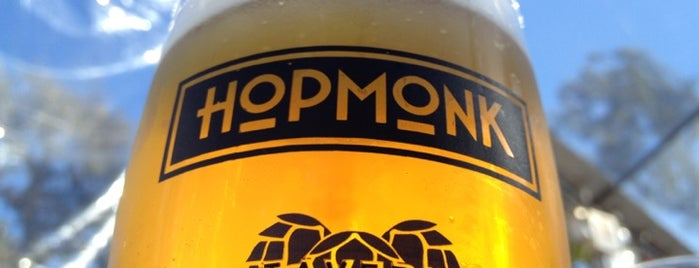 HopMonk Tavern is one of Great Beer Spots.
